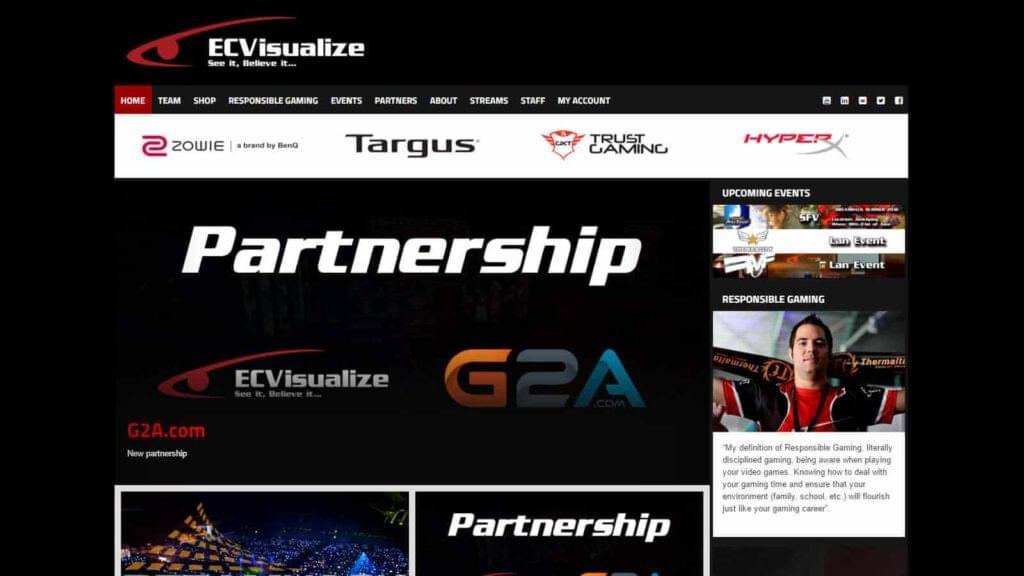 Website Ecvisualize
