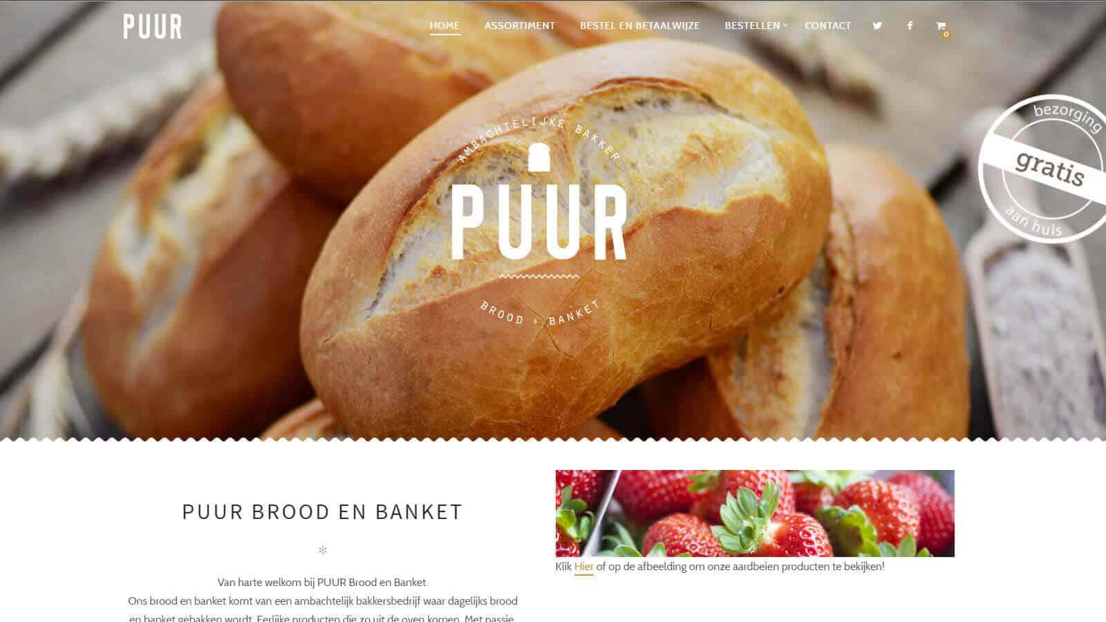 website puur